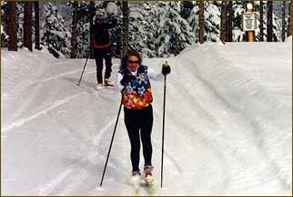 Nordic Skiing at the Frisco Recreation Center